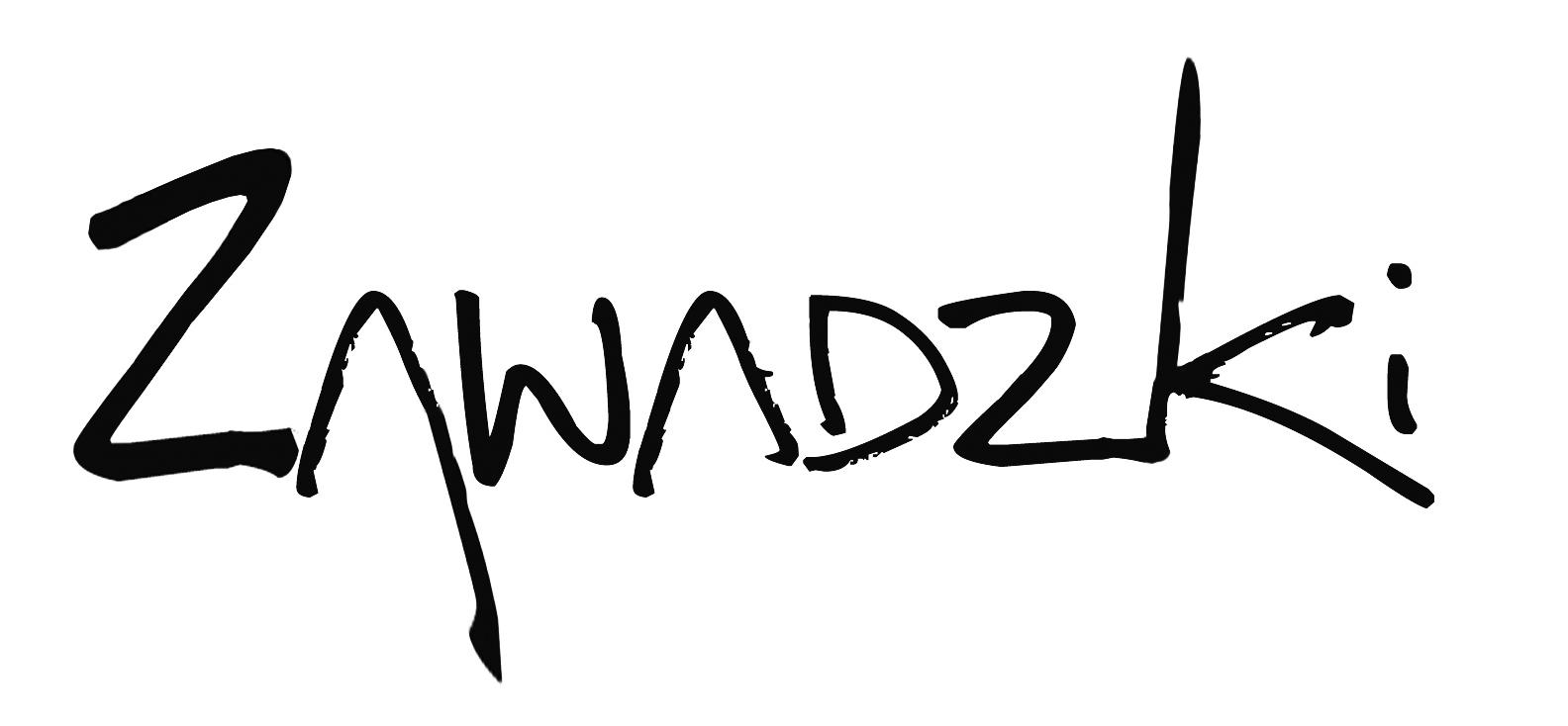 Paul Zawadzki's Signature