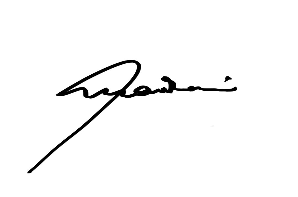 mario rossi's Signature