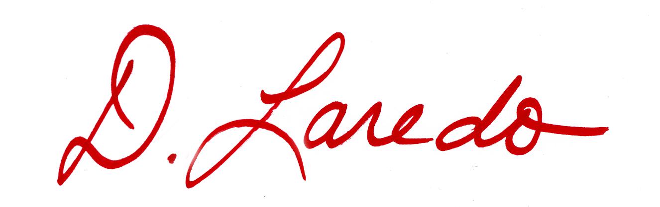 Dianne Laredo's Signature
