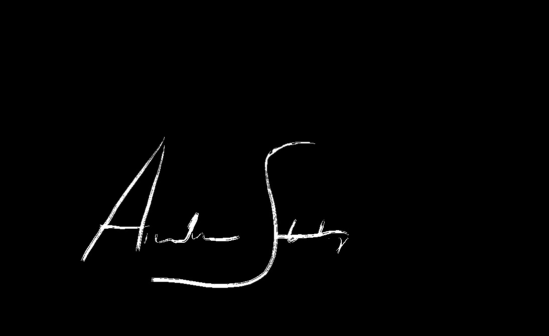 Alexander Stransky's Signature