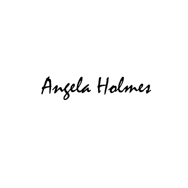 Angela Holmes's Signature