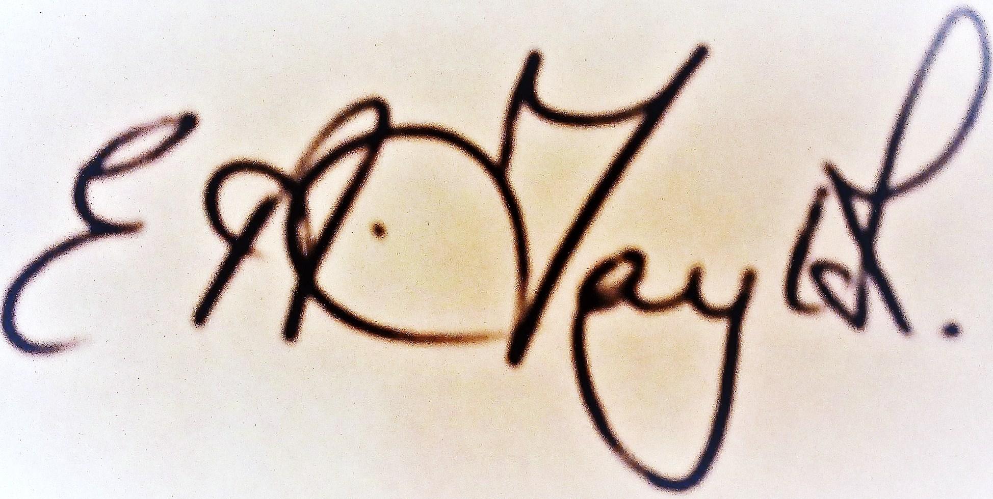 Liz fITZGERALD-TAYLOR's Signature