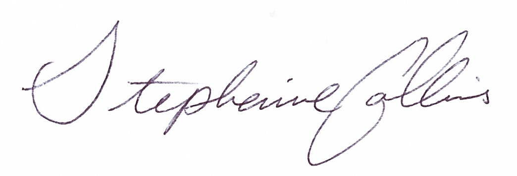 Stephanie Collins's Signature