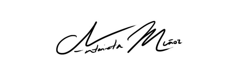 Antonieta Muñoz's Signature