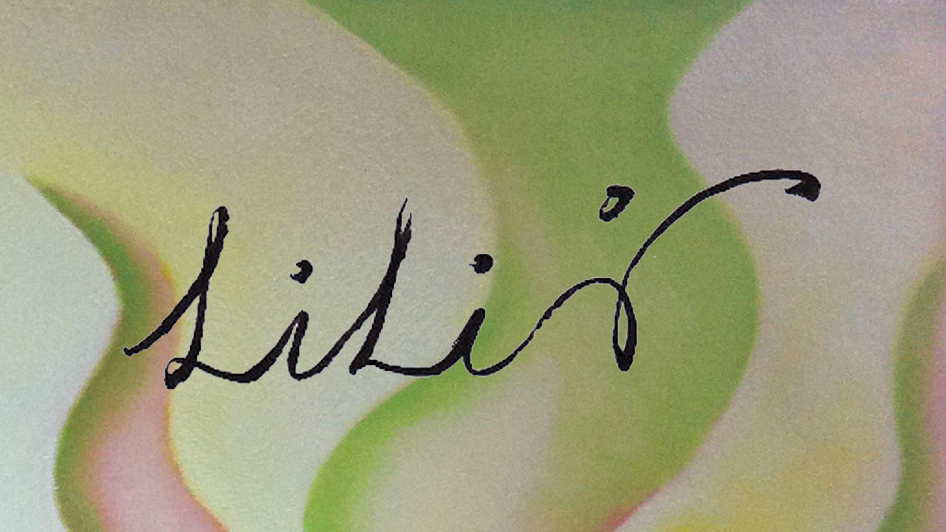 Li Li's Signature