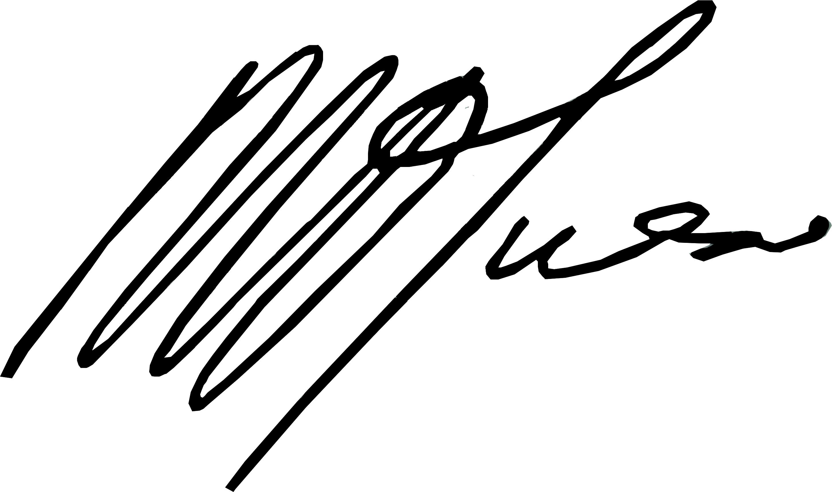 O. Yemi Tubi's Signature