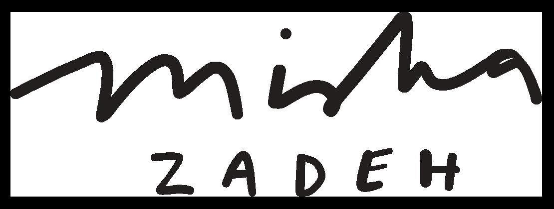 Misha zadeh's Signature