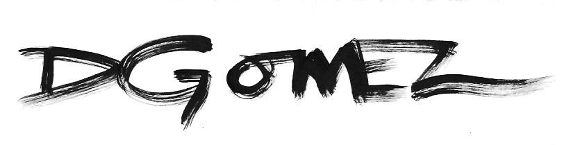 Dominic Gomez's Signature
