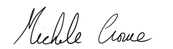 Michele Crowe's Signature