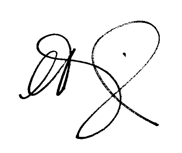 Esther Alinejad's Signature