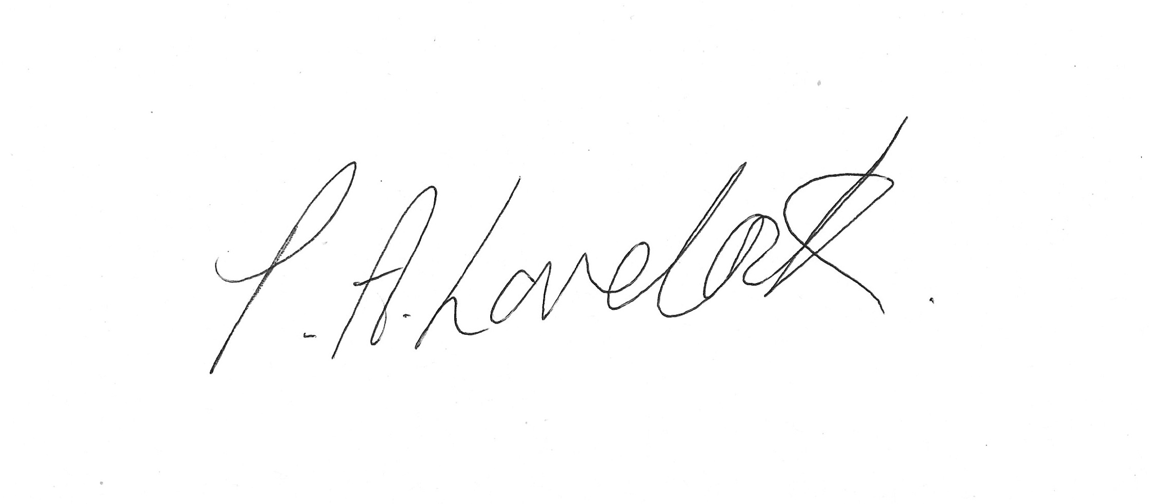 Penny Lovelock's Signature