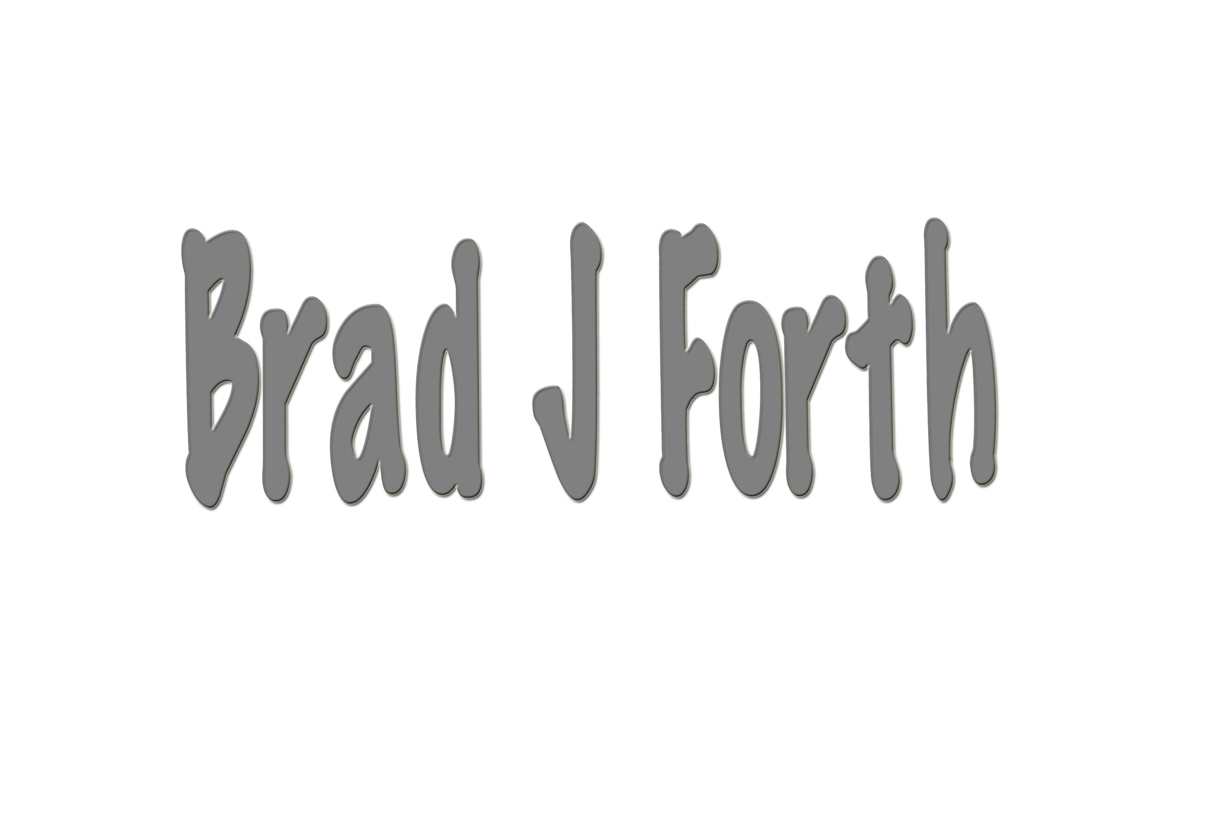 Brad Forth's Signature