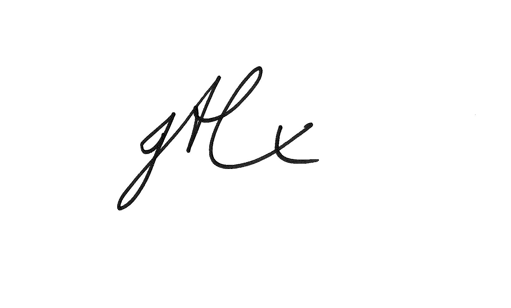 Jan Hadfield's Signature