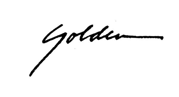 Sheila Golden's Signature