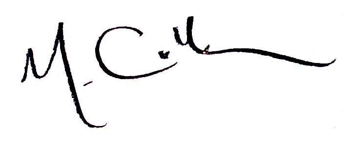 Mark Cullen's Signature