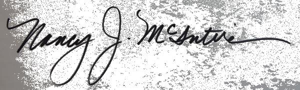 Nancy mcintire's Signature