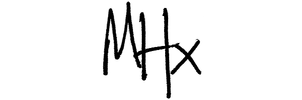 Master Hicks's Signature