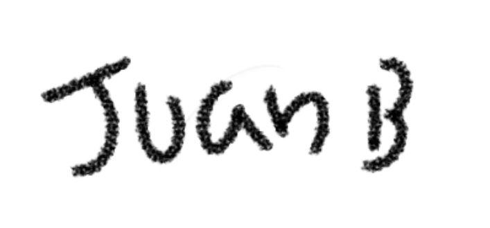 Juan Arts's Signature