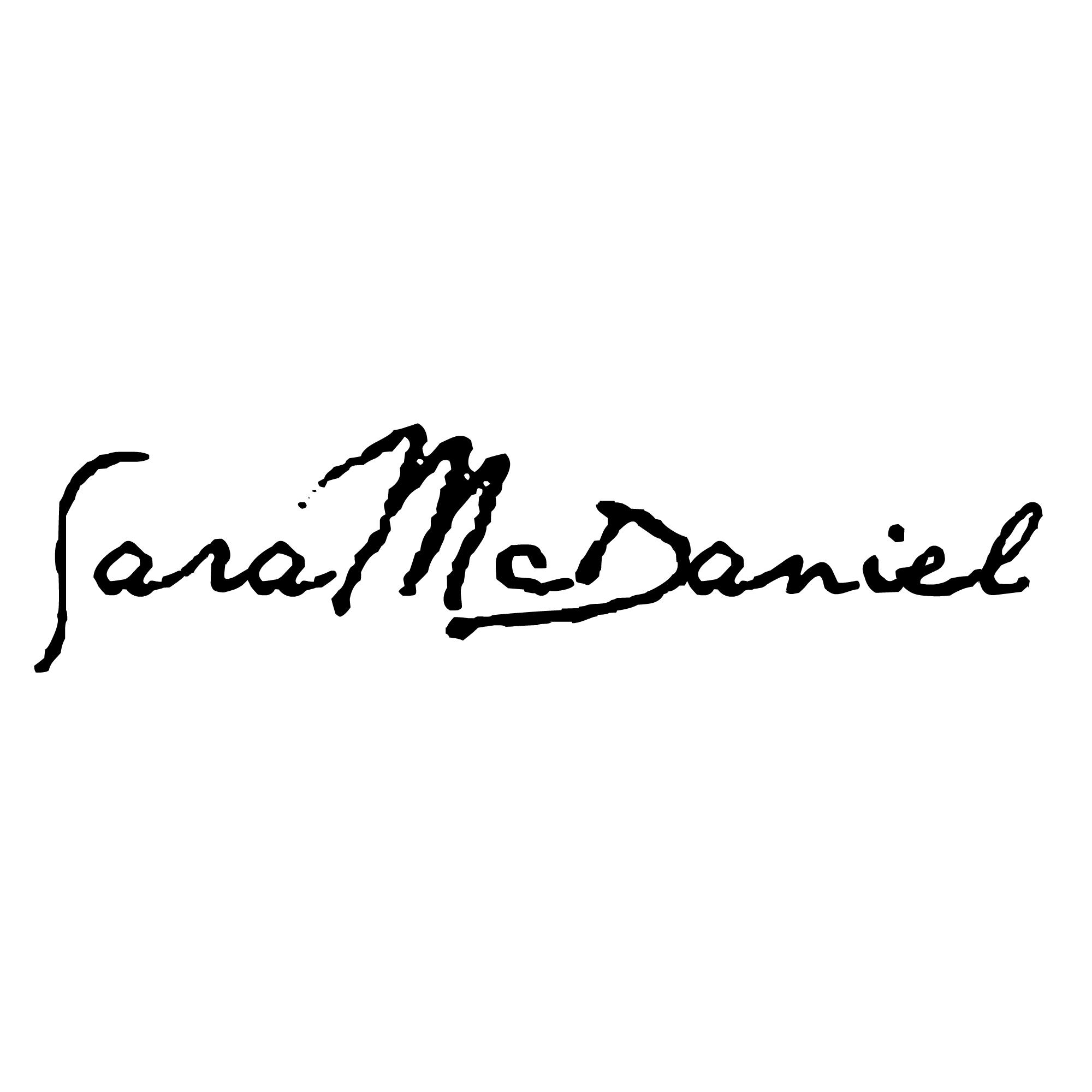 Sara McDaniel's Signature
