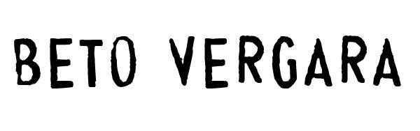 Beto Vergara's Signature