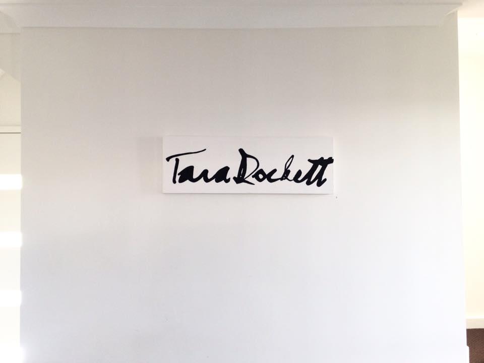 Tara Rockett's Signature