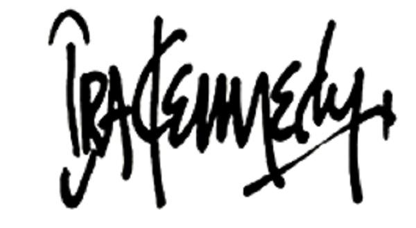 Ira kennedy's Signature