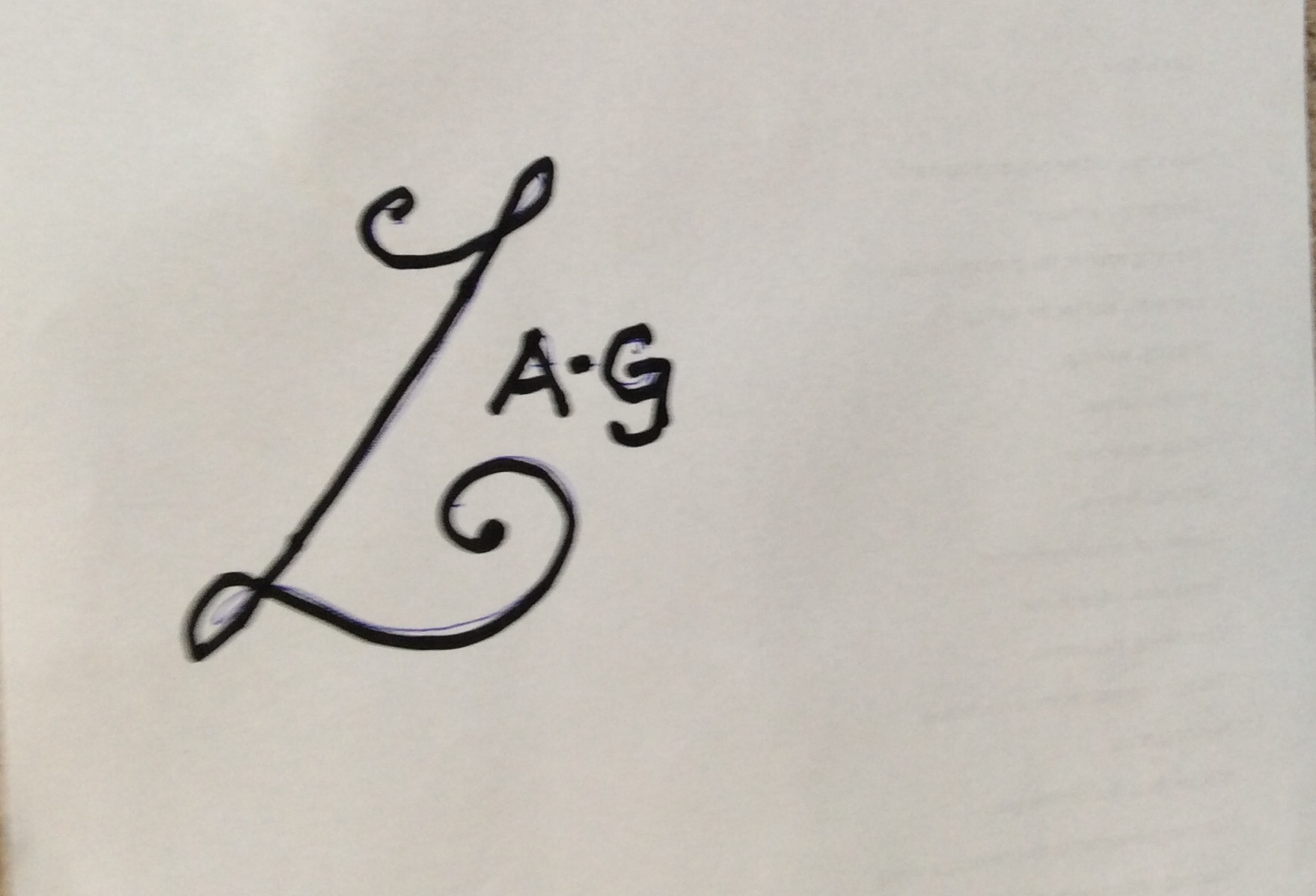 zoe ainsworth-grigg's Signature