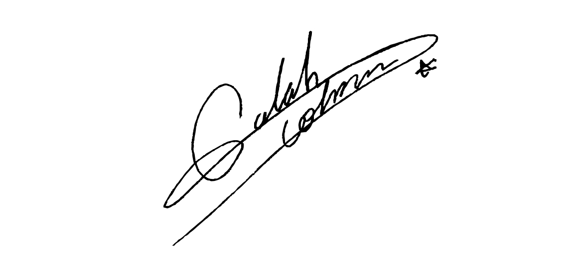 Michelle Colin's Signature
