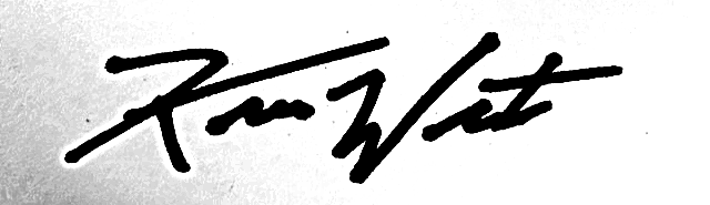 kevin West's Signature