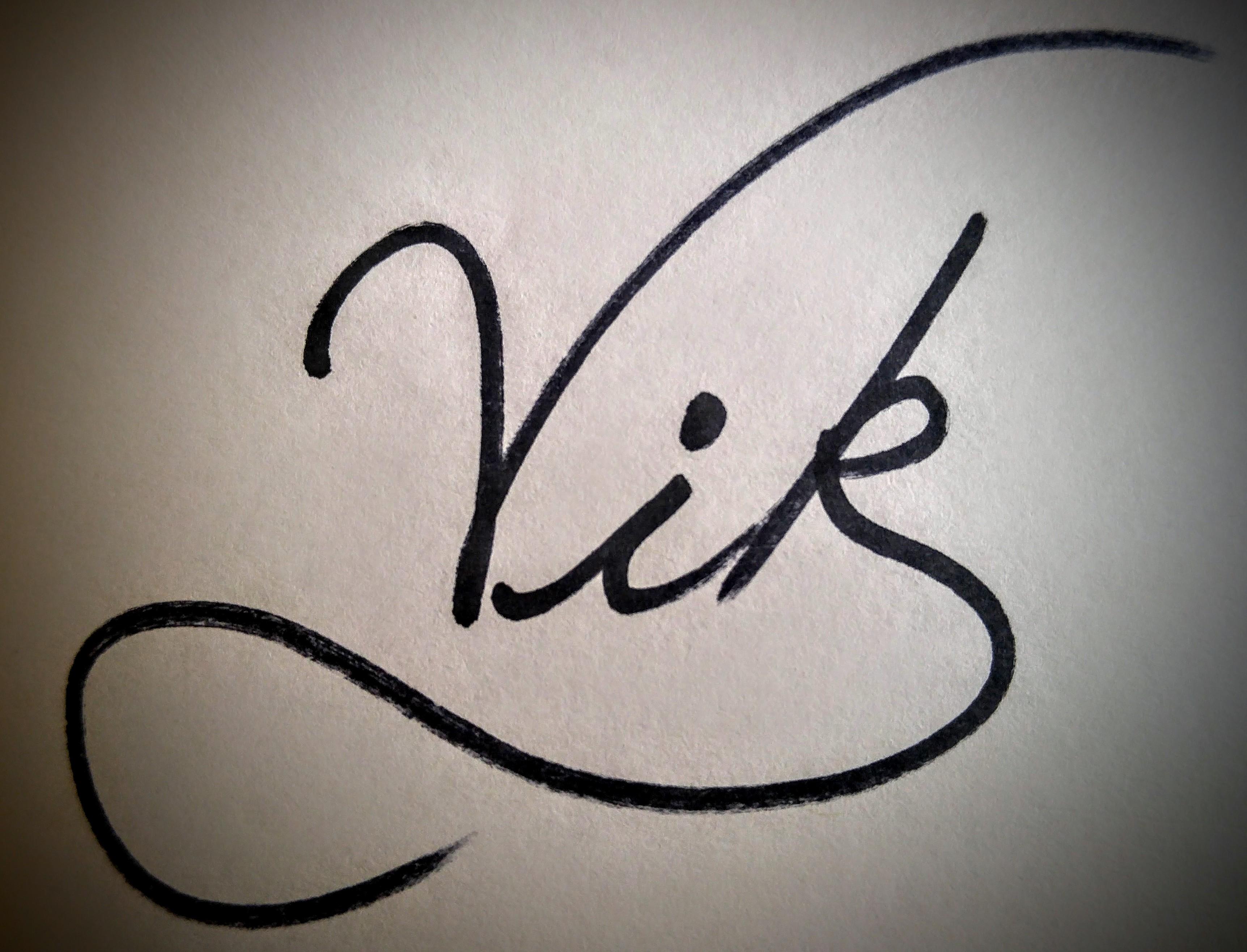 Lynda Vik's Signature