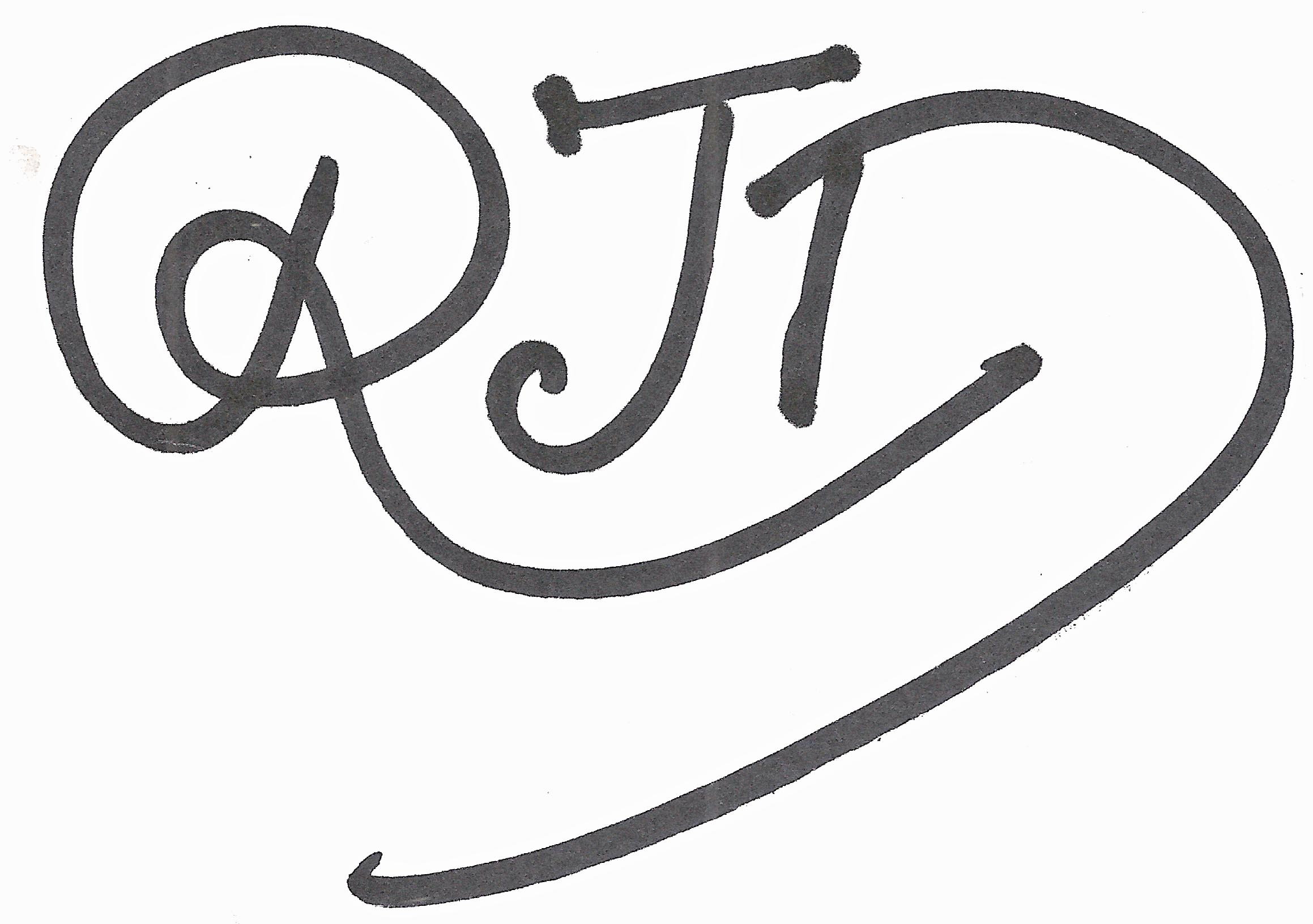 Richard James Digance's Signature