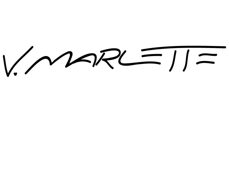 V. Marlette's Signature