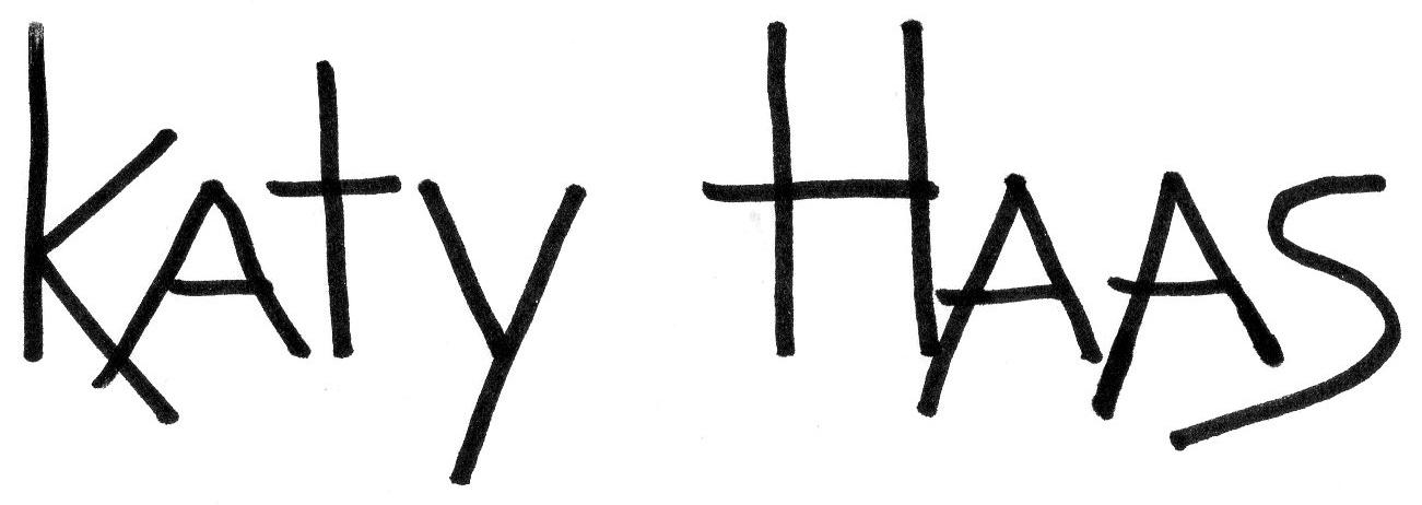 Katy Haas's Signature
