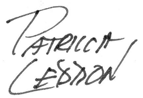 Patricia Leddon's Signature