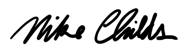 Michael Childs's Signature