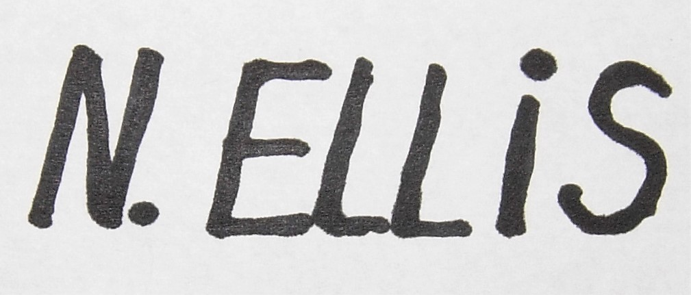 Nancy Ellis's Signature