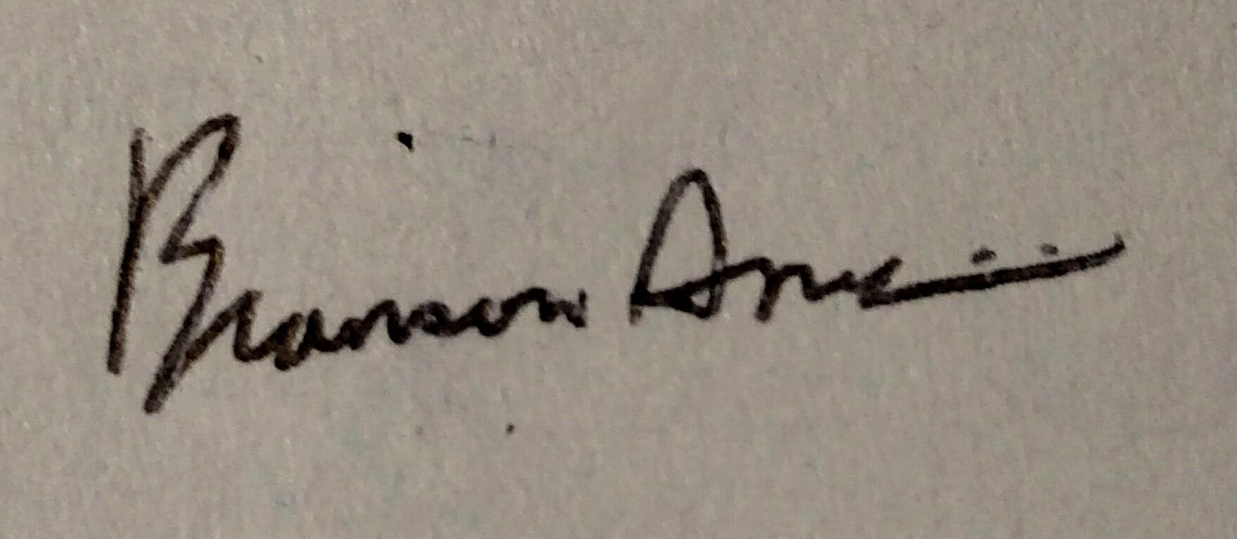 Branson Ames's Signature