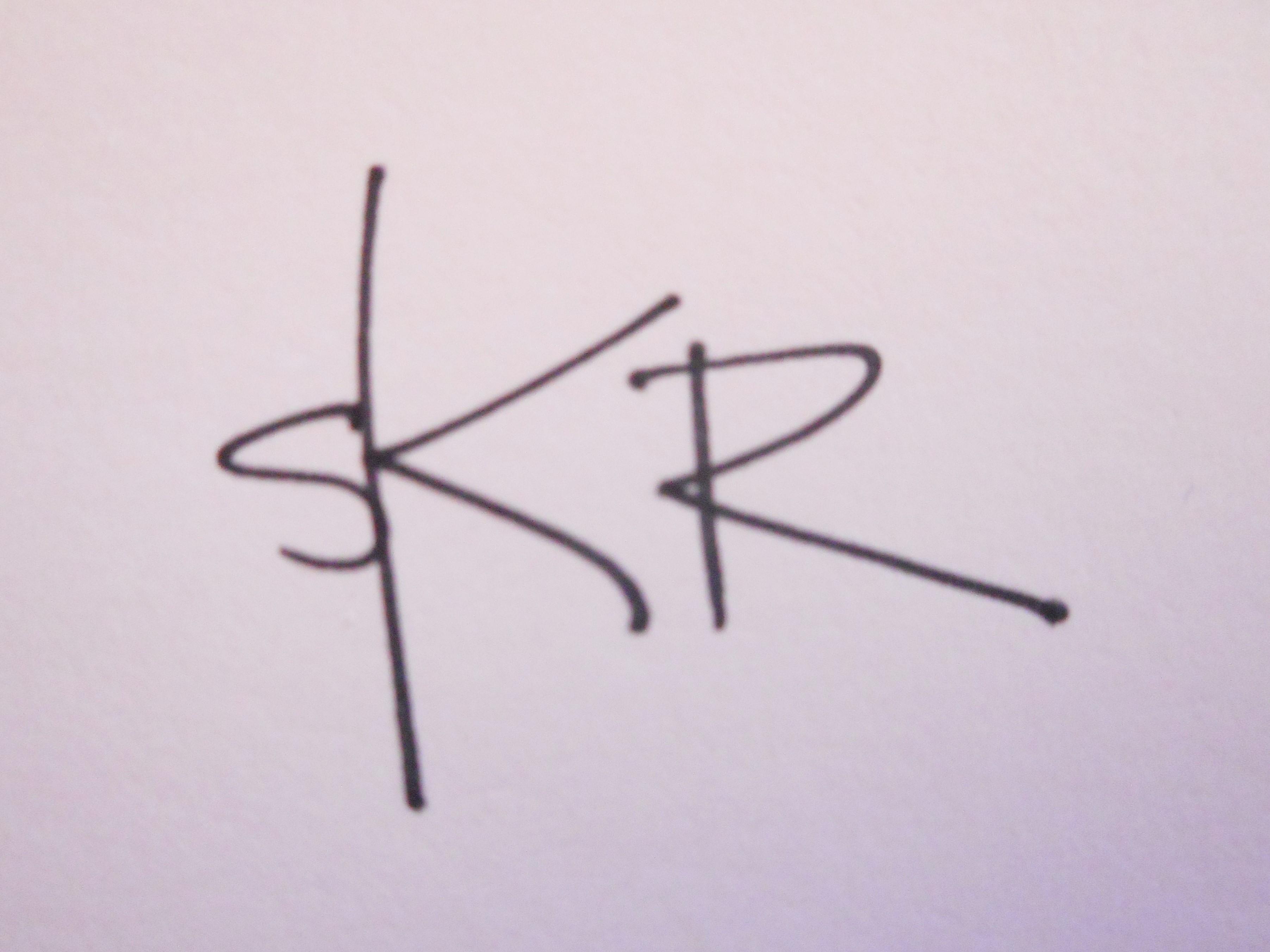 Suzette Krummel's Signature