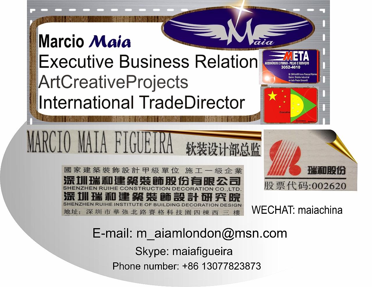 marcio maia figueira's Signature