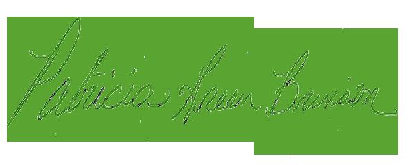Patricia Green Brinson's Signature