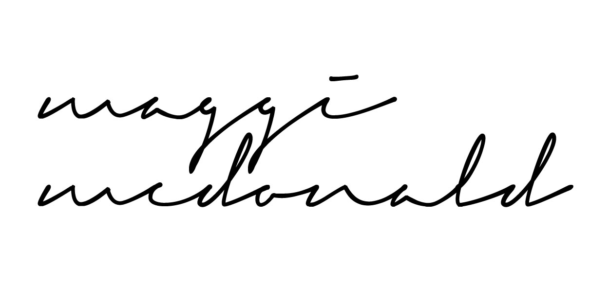 Maggi McDonald's Signature