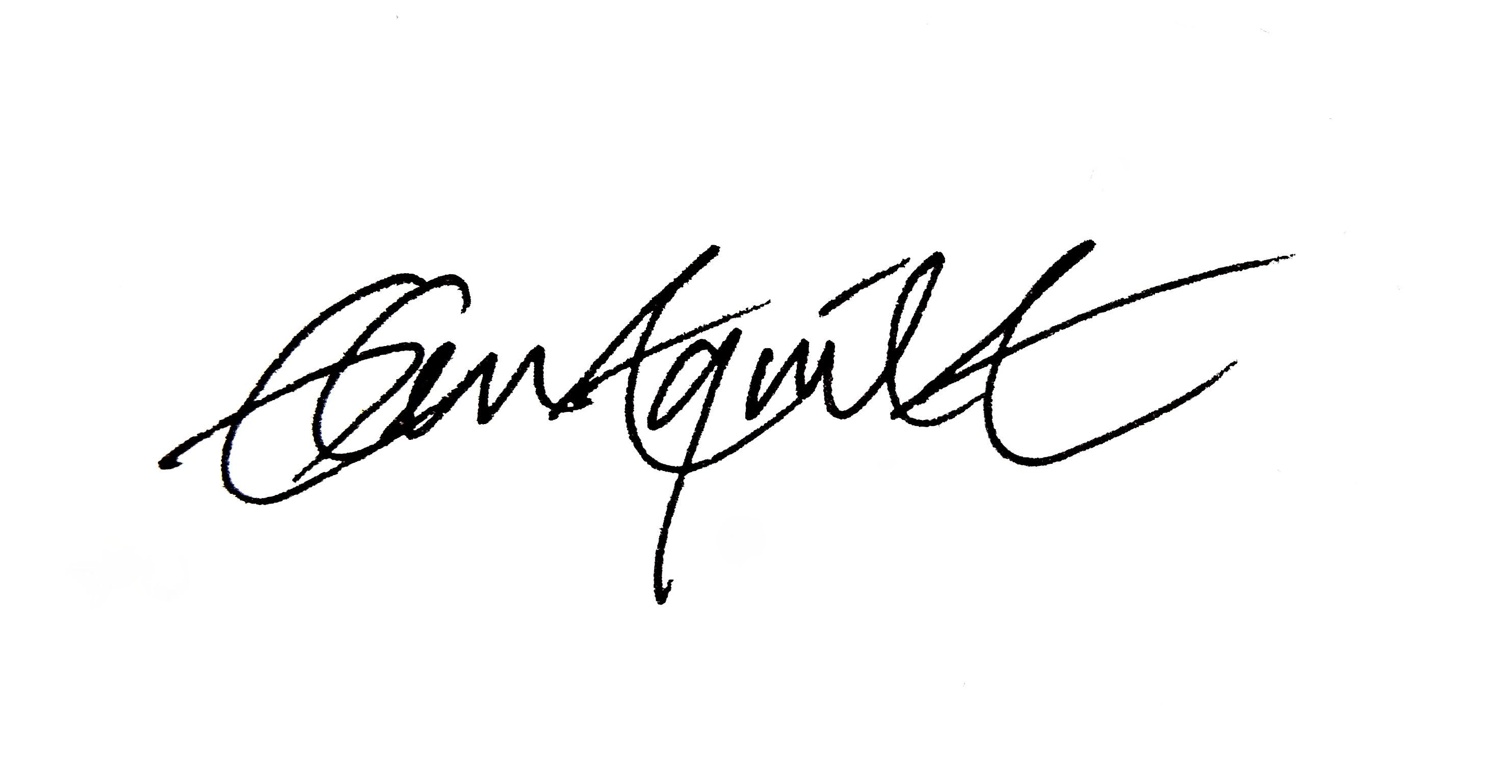 Eben aquila's Signature