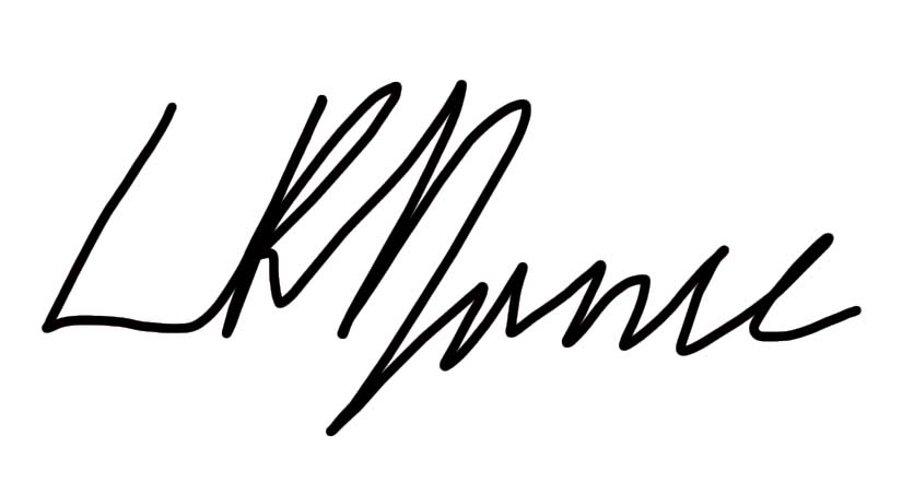 Laura Rose's Signature