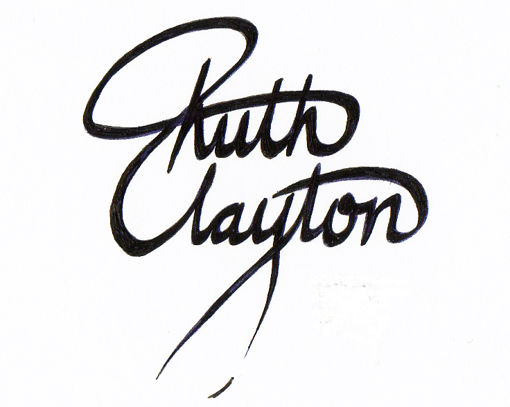 Ruth Clayton's Signature
