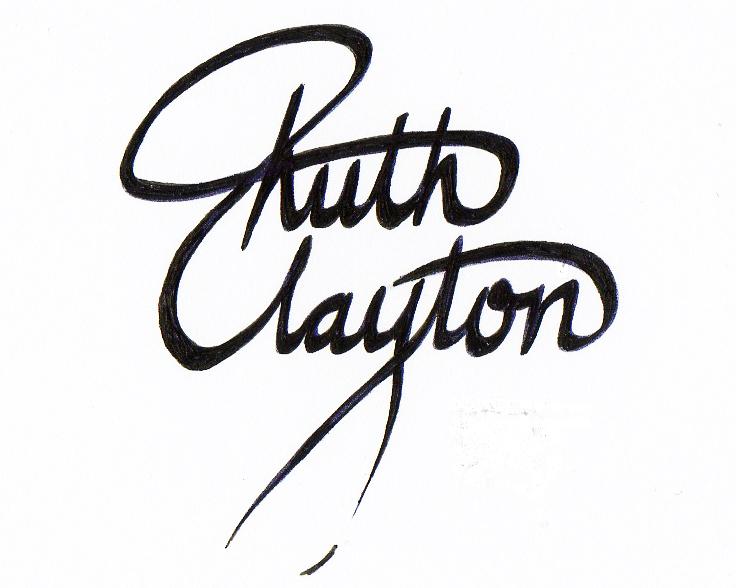 Ruth Clayton's Signature