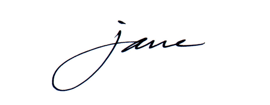 Jane Koteras's Signature