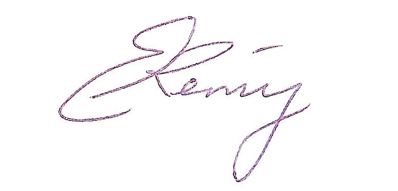 Elsie remy's Signature