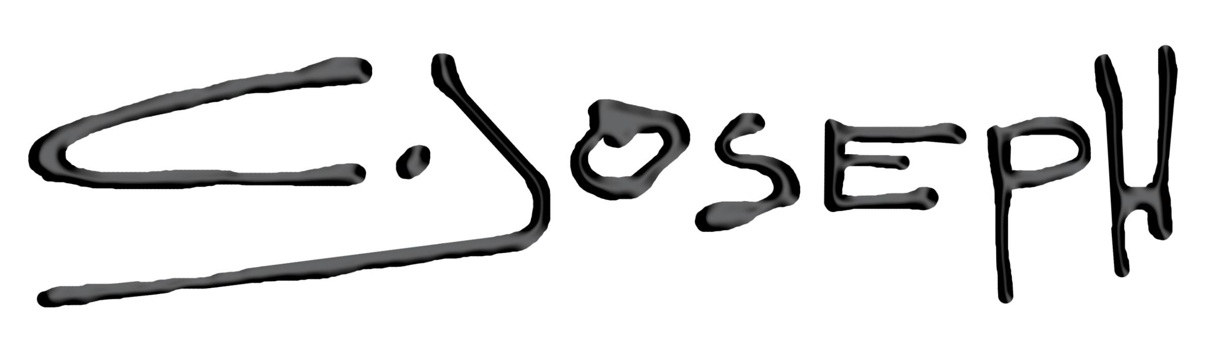 CJoseph ART's Signature