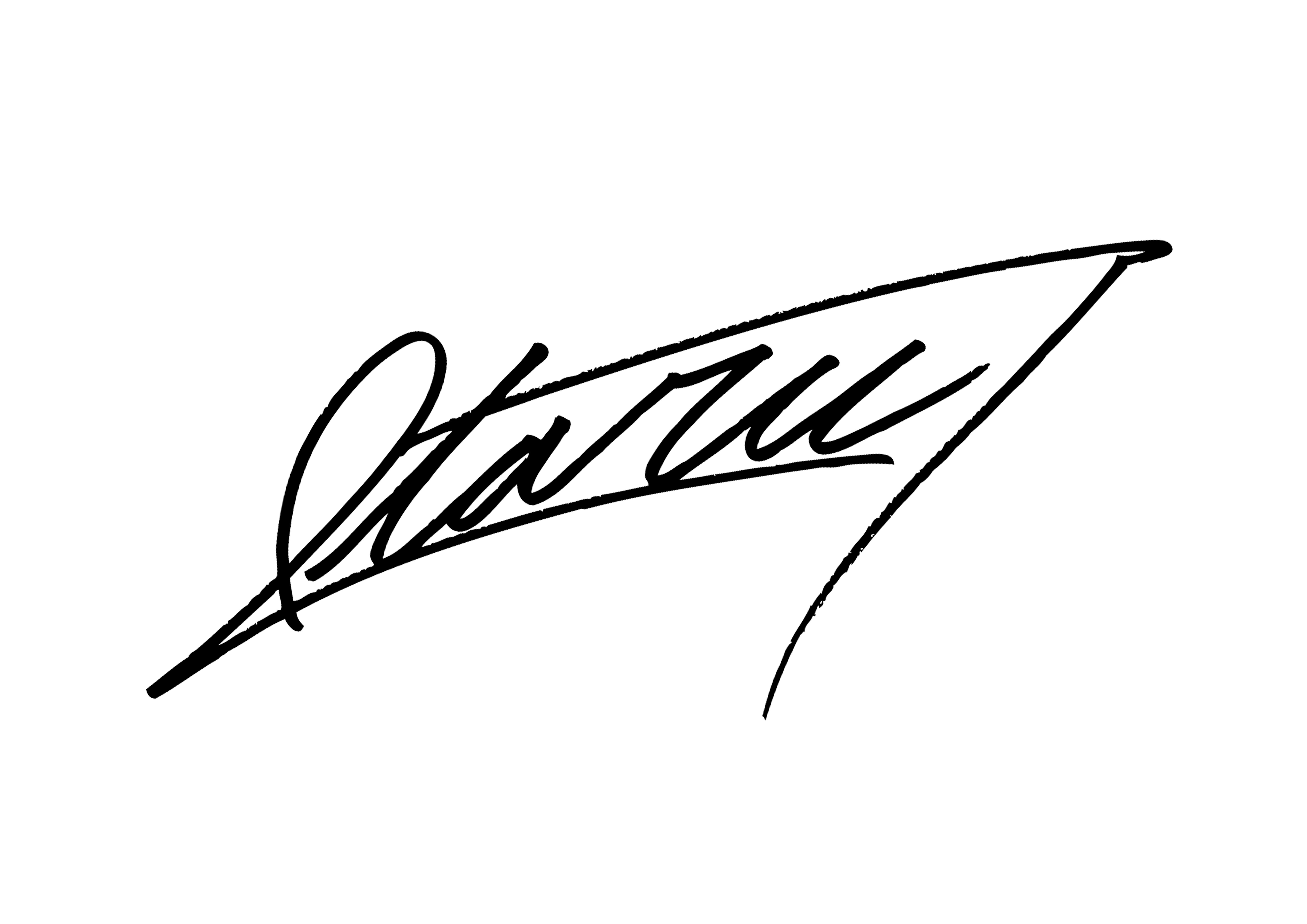 Itaru Tsubota's Signature