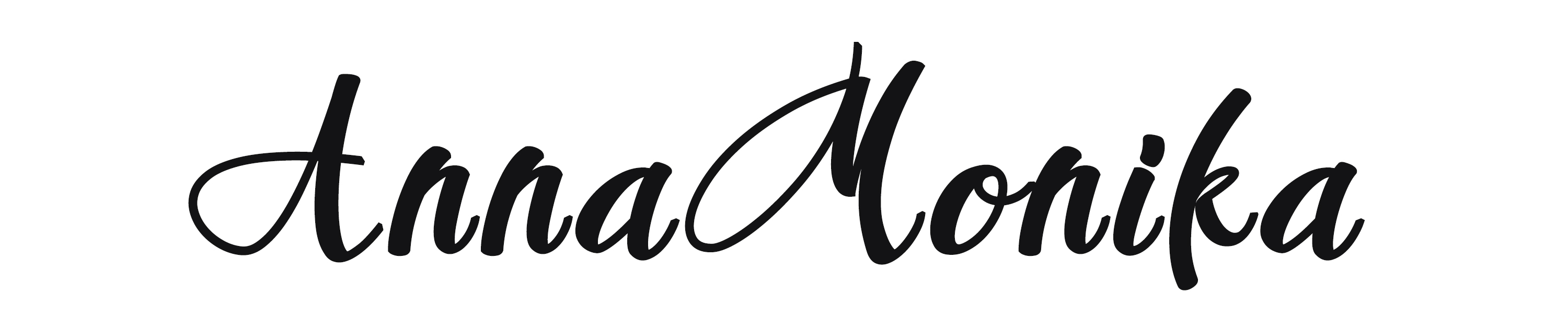Anna Monika's Signature